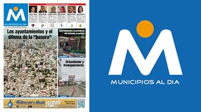 Municipios al Dia un periodico local para el mercado Global